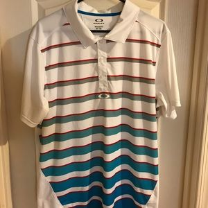 Oakley Men's Golf Shirt XL